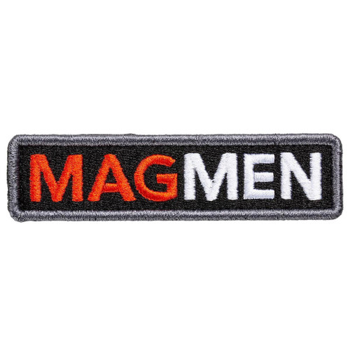 """5.11 Tactical """"Mag Men"""" Embroidered Morale Patch"""