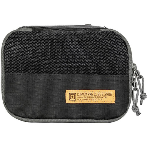5.11 Tactical Convoy Package Cube Sierra (Color: Black)