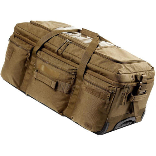 5.11 Tactical Mission Ready 3.0 90L Carry Bag (Color: Kangaroo)