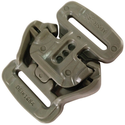 3DSR Tactical Buckle Green