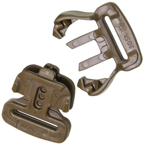 3DSR Tactical Buckle Coyote