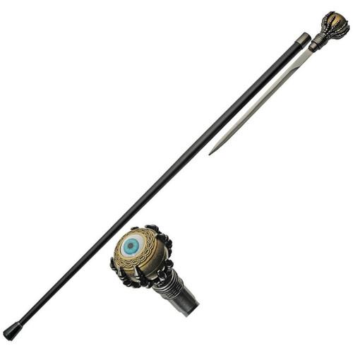 Eyeball Sword Cane