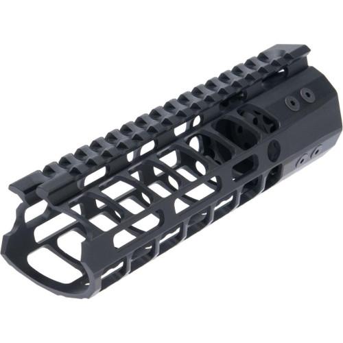 "EMG F-1 Firearms P7M AR-15 Hyper Lite RIS M-LOK Handguard (Length: 7"" / Black)"