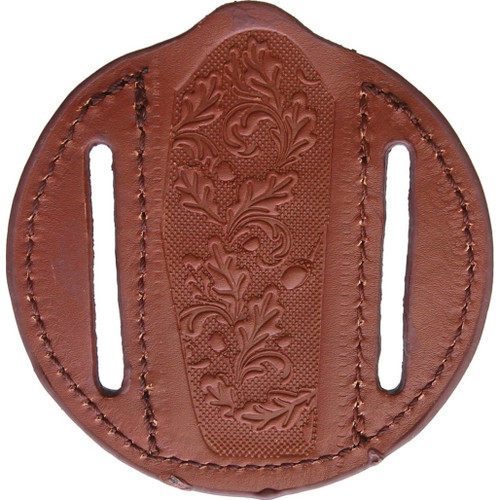 Round Leather Sheath