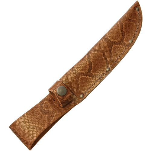 Fixed Blade Belt Sheath Python SH1200