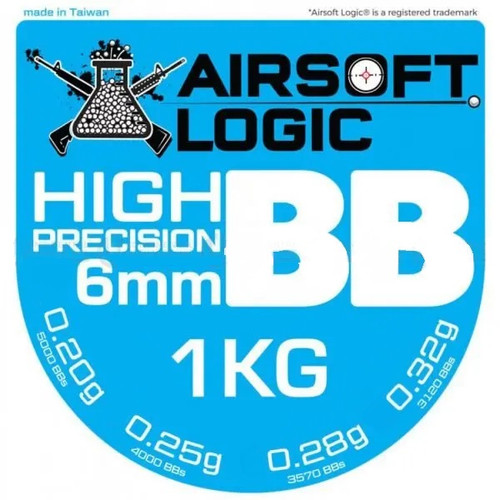 Airsoft Logic 0.20G BB (1KG)