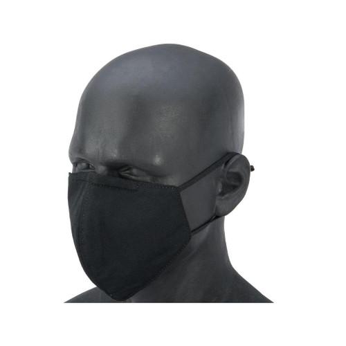 Matrix Knight Reusable Face Mask Sleeve for N95 Face Masks (Color: Black)