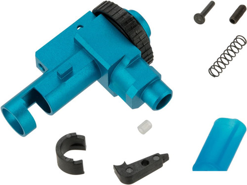 UFC CNC Machined Aluminum One-Piece Ritary Hopup for Airsoft AEG Rifles (Type: TM M4 / M16)