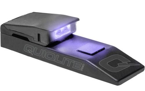 QuiqLitePro Hands Free Pocket Uniform Flashlite (Color: White / UV)