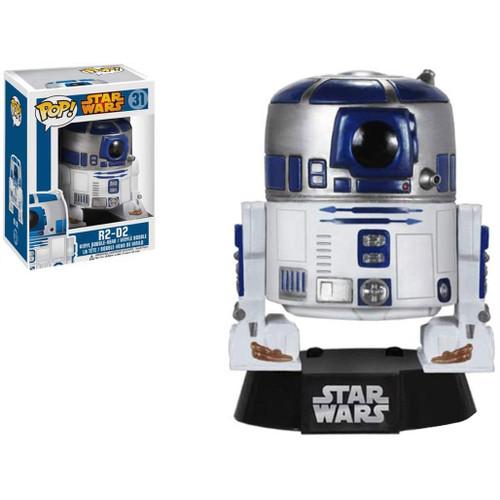 Funko POP! Star Wars Vinyl Figure (Figure: R2-D2)