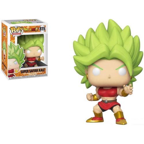 Funko POP! Animation: Dragon Ball Super (Figure: Super Saiyan Kale)