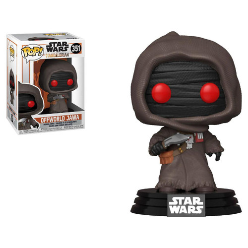 Funko POP! Star Wars: The Mandalorian (Figure: Offworld Jawa)