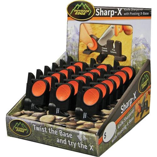 Sharp-X Display