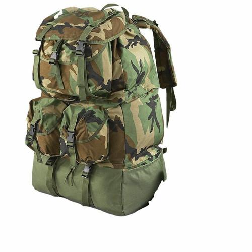 U.S. Armed Forces Crewman Equipment Bag - Woodland