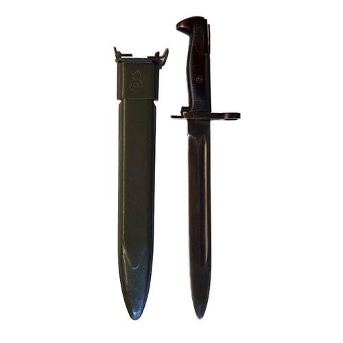 American M1 Garand Bayonet With M3 Scabbard