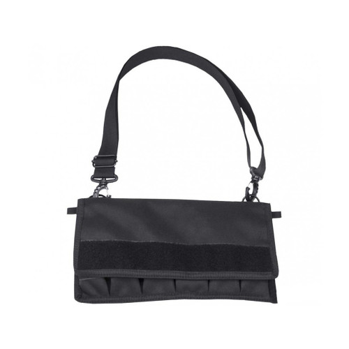 NcStar Large Pistol Magazine Carrier w/ Shoulder Strap (Color: Black)