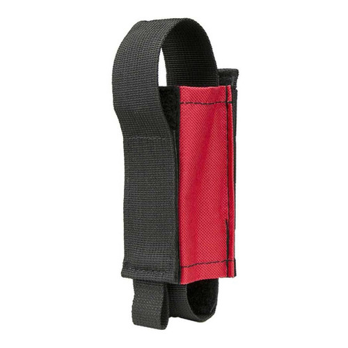 VISM by NcStar OC Spray Pouch (Color: Black / Red)