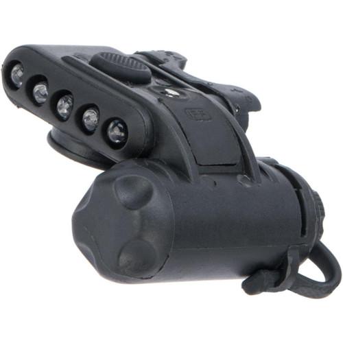 Element Airsoft Gen.2 Helmet Light w/ Helmet and Rail Mount (Color: Black)