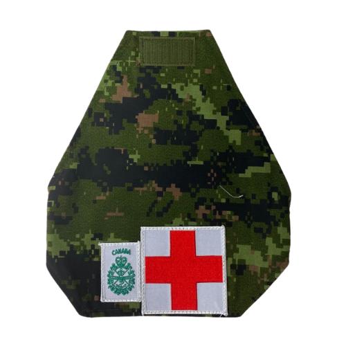 Canadian Armed Forces Medical Service Armband Brassard - Canadian Digital