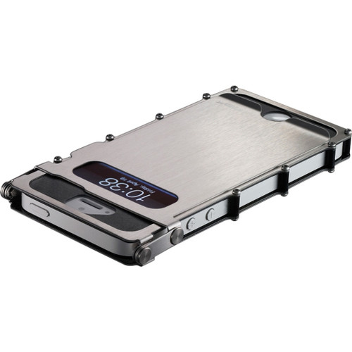 iNoxCase Stainless - 360 Lid