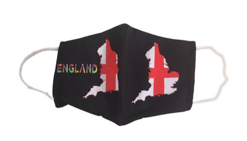 """Machine Washable Surgical Face Mask  """"England"""""""