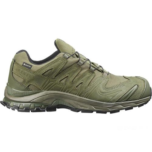 Salomon XA Forces GTX Tactical Boots (Color: Ranger Green)
