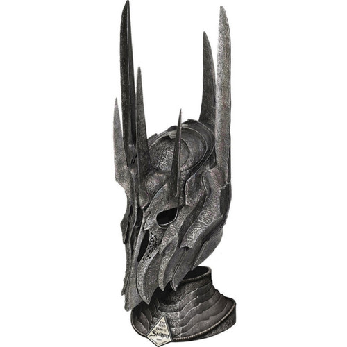 LOTR Helm Of Sauron with Stand