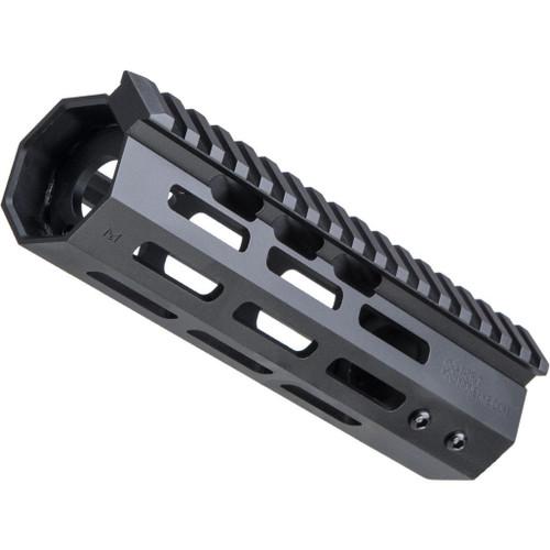 "EMG Noveske Gen 4 RIS M-LOK Handguard for M4 Series Airsoft AEGs (Length: 7""/ Black)"
