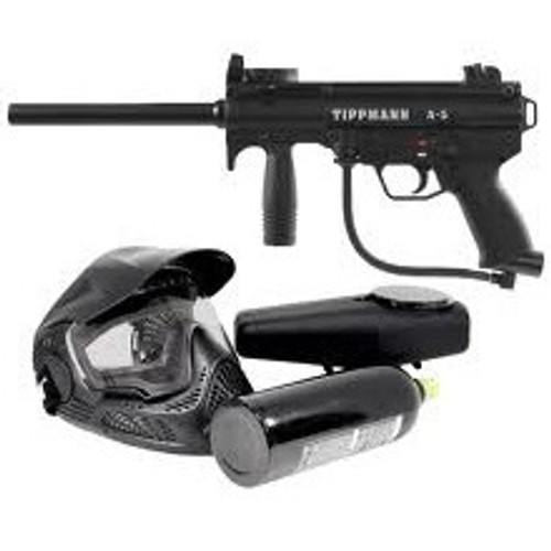 Tippmann A-5 Power Pack - Black