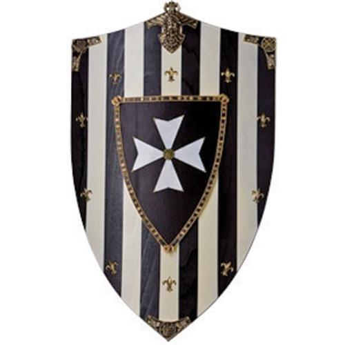 Hospitaliers Wooden Shield