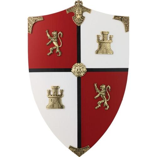 Wooden Shield El Cid