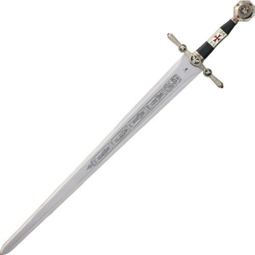 Silver Knights Of Heaven Sword