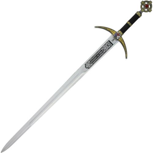 Robin Hood Sword Gold Hilt