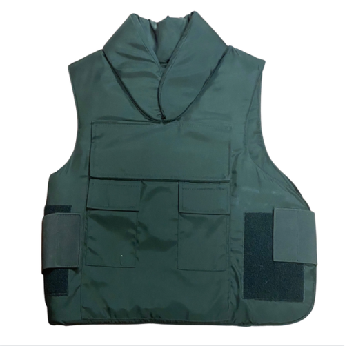 Armorer of America Black Carrier Vest (Level IIIA)