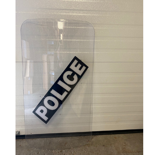 Original Canadian Military Issued MP Riot Shield