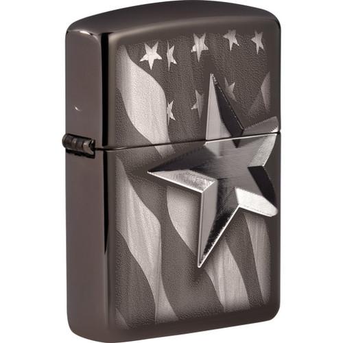Retro Star Design Lighter