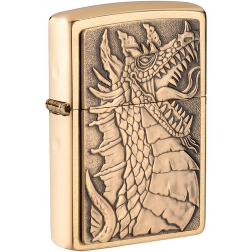 Dragon 1 Emblem Lighter