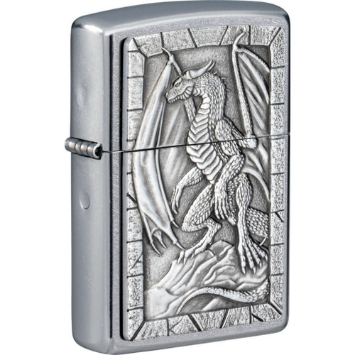 Dragon 2 Emblem Lighter