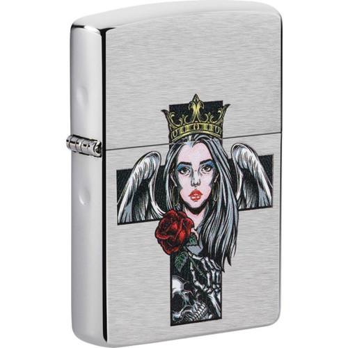 Cross/Queen/Skull Lighter