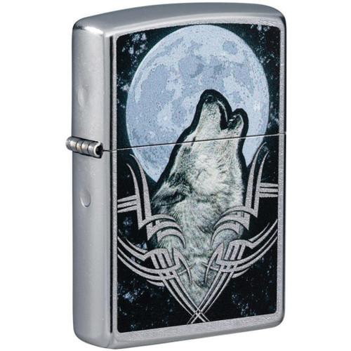Howling Wolf Lighter
