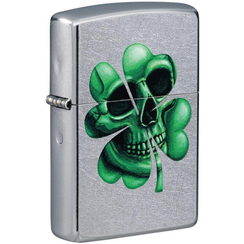 Lucky Skull Lighter