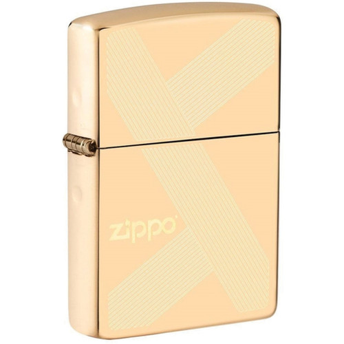 Gold Design Lighter