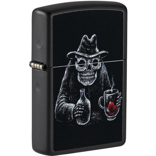 Bar Skull Lighter