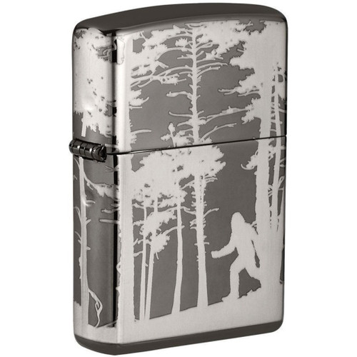 Squatchin In Woods Lighter