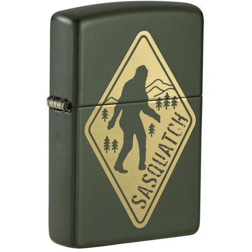Sasquatch Lighter