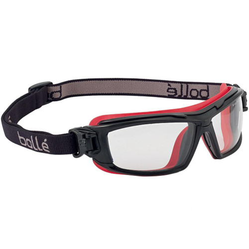"Bolle Safety ""Ultim8"" Safety Goggles (Model: Clear Lens)"