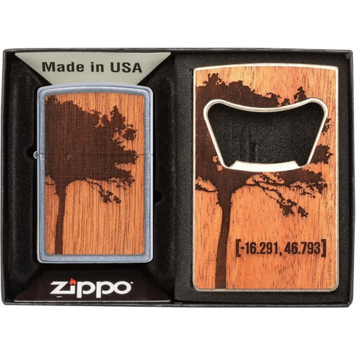 Woodchuck Lighter Gift Set