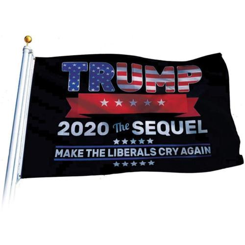 Trump Sequel Flag