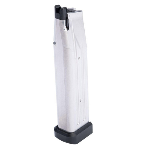 ProWin 41 Round Lightweight Aluminum Magazine Extended Magazine for HI-CAPA Gas Blowback Airsoft Pistols