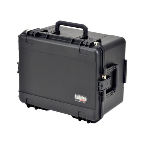 iSeries 2222-12 Wheeled Waterproof Case w/ Cubed Foam